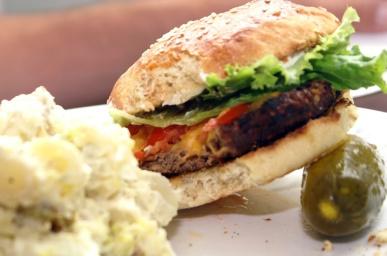 hamburger evyapımı
